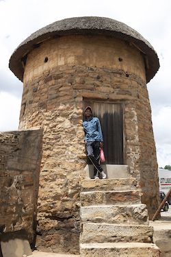 Major Bell's Tower, Leribe, Lesotho