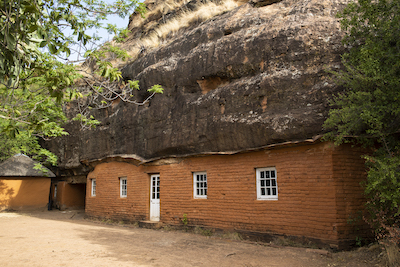 Masitise Cave Museum, Lesotho