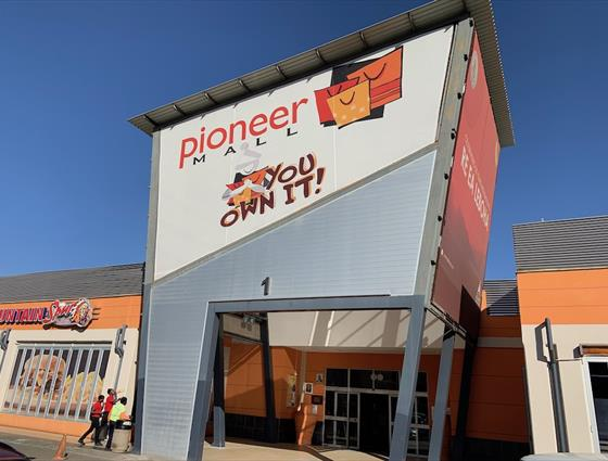 Pioneer Mall