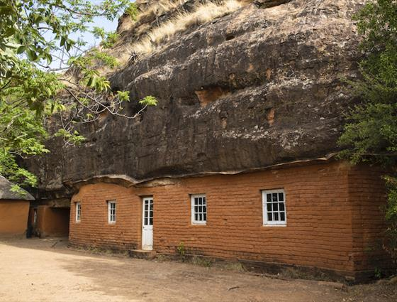 Masitise Cave House Museum