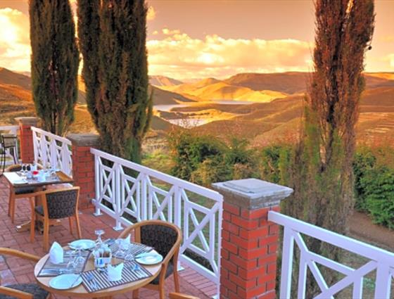 Mohale Lodge